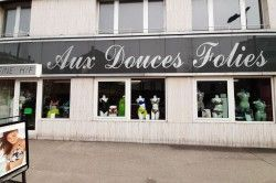 AUX DOUCES FOLIES - HABILLEMENT Saint-Louis